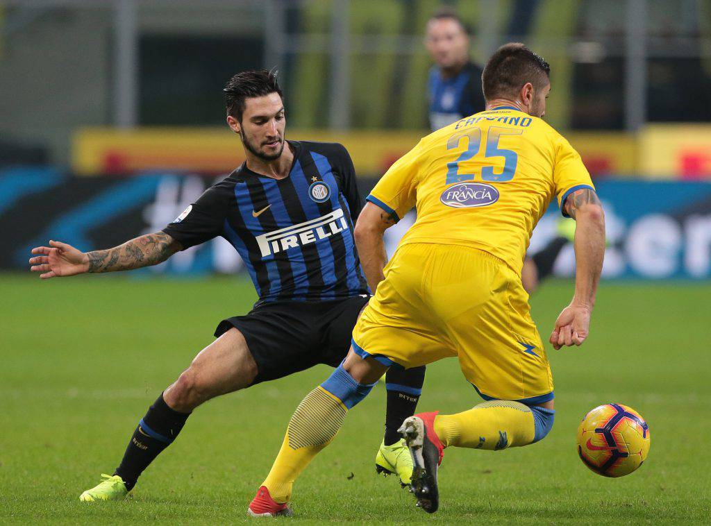 Pagelle Frosinone Inter