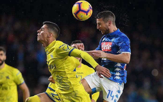 Pagelle Chievo Napoli
