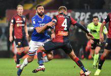 Pagelle Sampdoria Genoa
