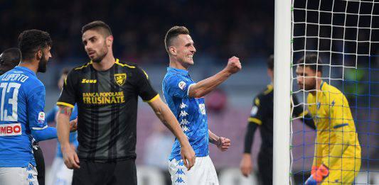 Calciomercato, Inter: Lautaro può restare. Juve, affondo per Mandragora. Milan, assalto a Milik