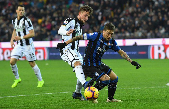 Pagelle Atalanta Udinese