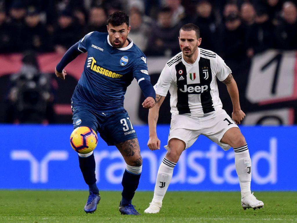 Spal Juventus formazioni ufficiali