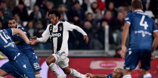 Pagelle Spal Juventus