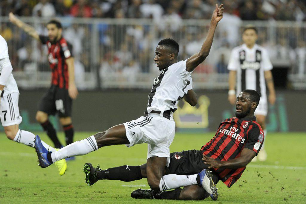 Pagelle Juventus Milan