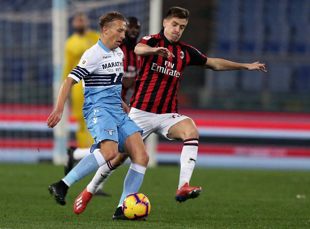 Pagelle Milan Lazio