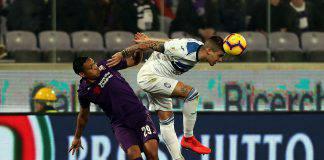 Atalanta Fiorentina statistiche