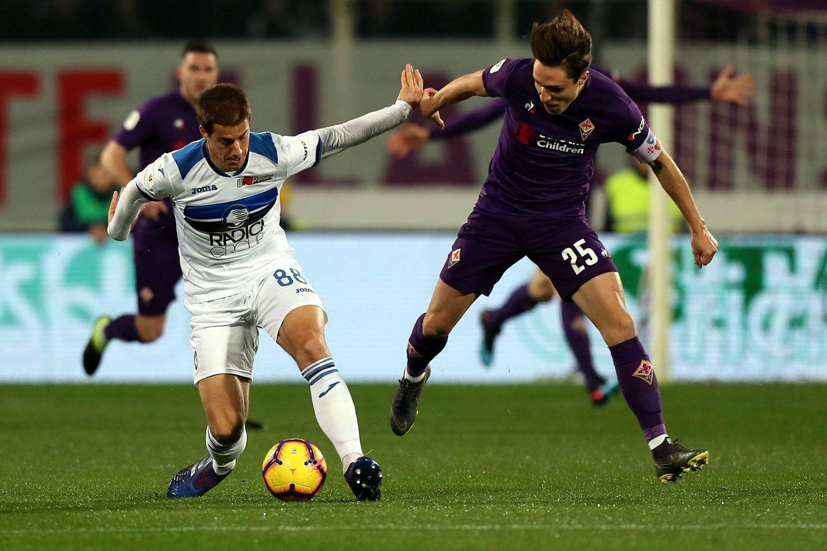 Atalanta Fiorentina probabili formazioni