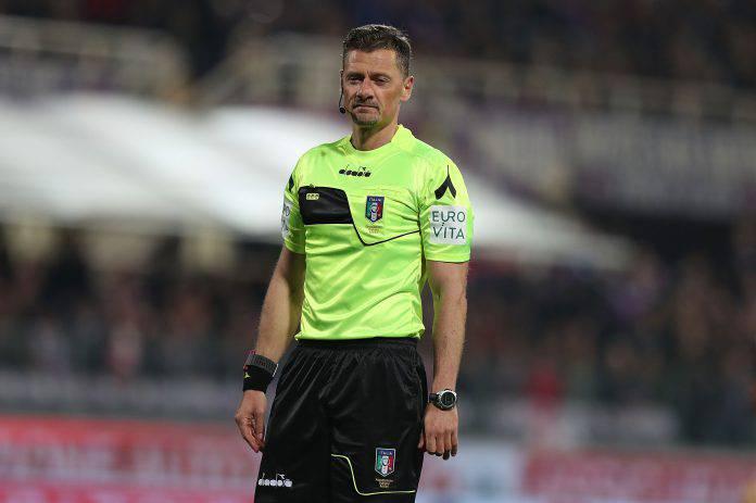 Arbitri Serie A 30 giornata