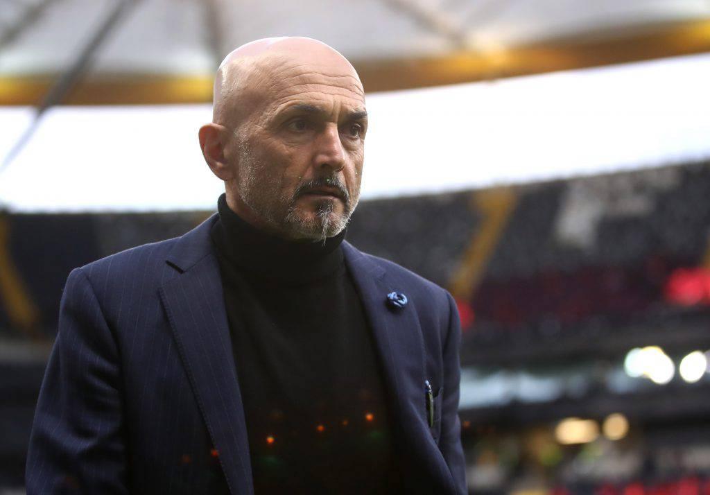 Genoa Inter Spalletti conferenza