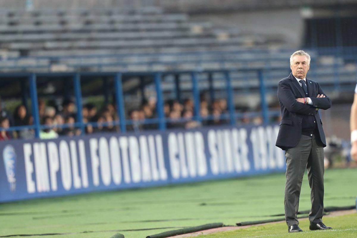 Ancelotti Empoli Napoli