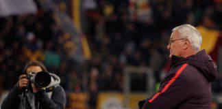Roma Fiorentina Ranieri