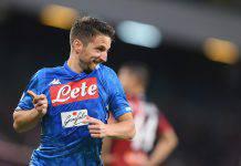 Arsenal Napoli probabili formazioni