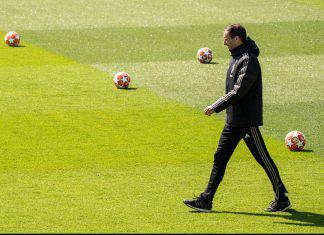 Ajax Juventus conferenza Allegri
