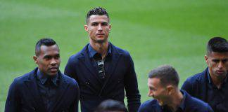 Ajax Juventus formazioni ufficiali