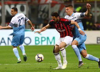 Milan Lazio statistiche