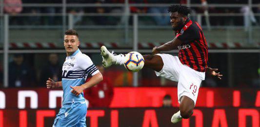 Pagelle Milan Lazio Coppa Italia: highlights e tabellino del