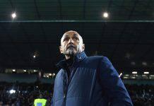 Inter Juventus conferenza Spalletti
