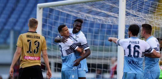 Finale Coppia Italia |  Atalanta-Lazio 0-2 |  Milinkovic-Correa |  biancocelesti campioni