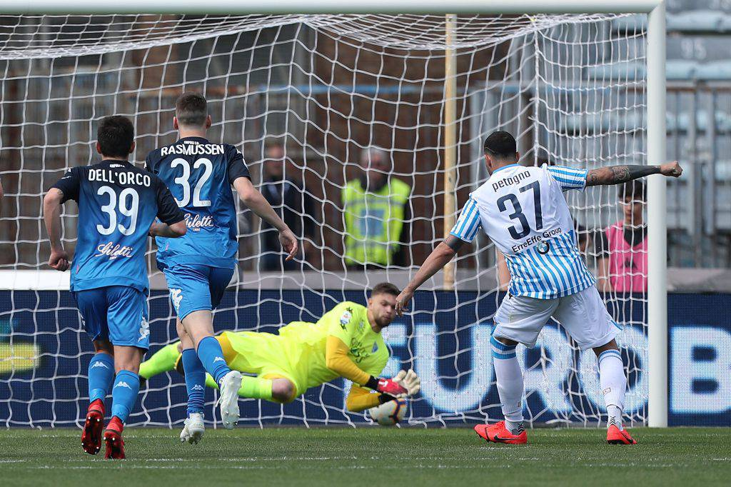 Pagelle Empoli Spal