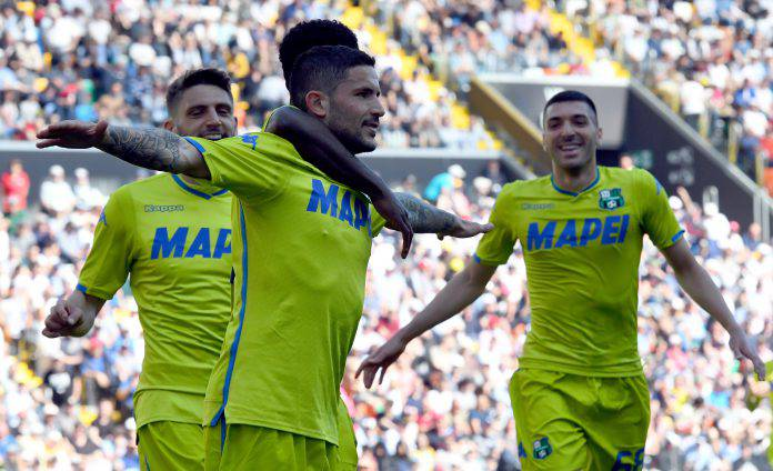 Pagelle Udinese Sassuolo