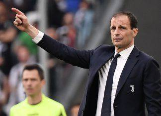 Inter Juventus conferenza Allegri