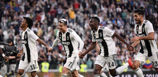 Pagelle e Highlights 1^ giornata Serie A: Parma Juve 0 1, de