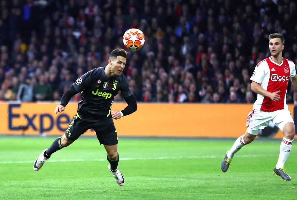 Ajax Juventus Ronaldo