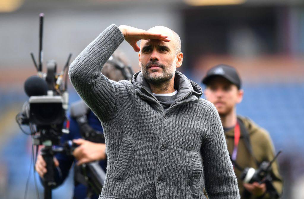 Guardiola Juventus