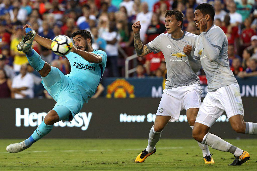 Manchester United Barcellona statistiche