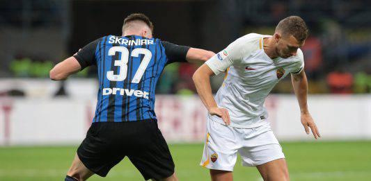 Inter Roma 1-1 in diretta LIVE |  triplice fischio |  a El Shaarawy risponde Perisic