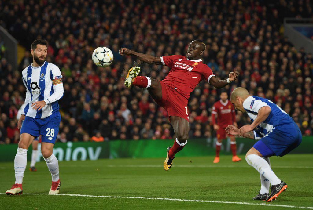 Liverpool Porto statistiche
