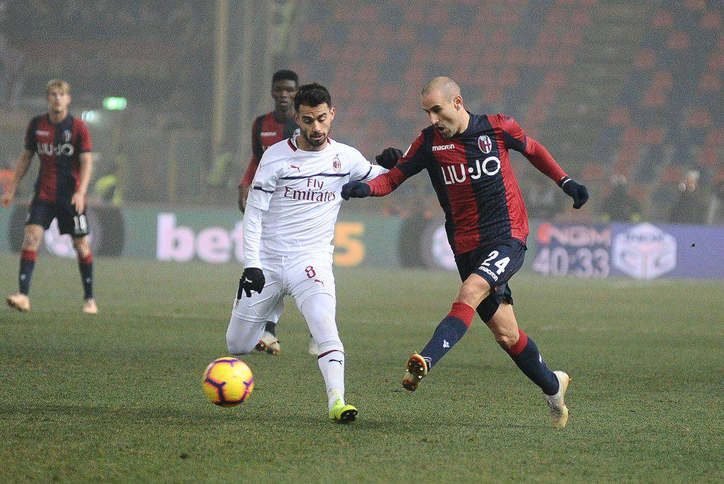 Milan Bologna probabili formazioni