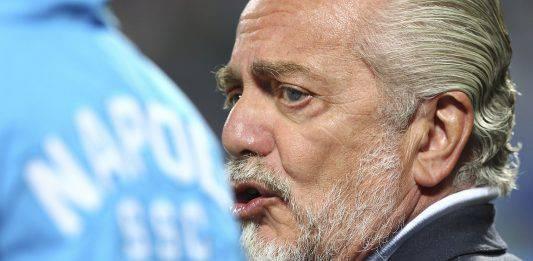 """Napoli, De Laurentiis allo scoperto: """"Insigne è scomodo, su"""