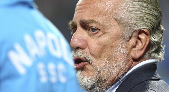 Juve Napoli De Laurentiis Pirlo