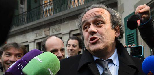 """Mondiali Qatar 2020, Platini è stato rilasciato: """"Tanto rumo"""