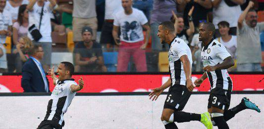 Pagelle e Highlights 1^ giornata Serie A: Super Udinese, Bec