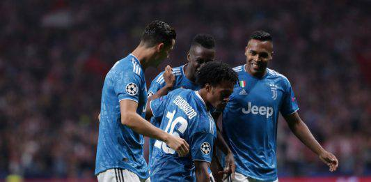 Highlights Atletico Madrid Juventus 2 2 e Dinamo Zagabria  A