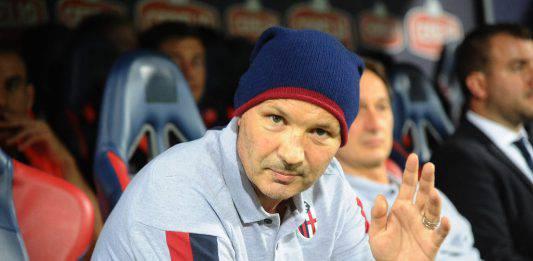"""Bologna, Mihajlovic si commuove in conferenza stampa: """"Ringrazio i medici ..."""