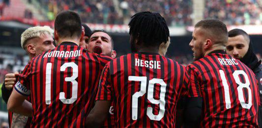 Pagelle e Highlights Milan Torino 1 0: decide ancora Rebic,
