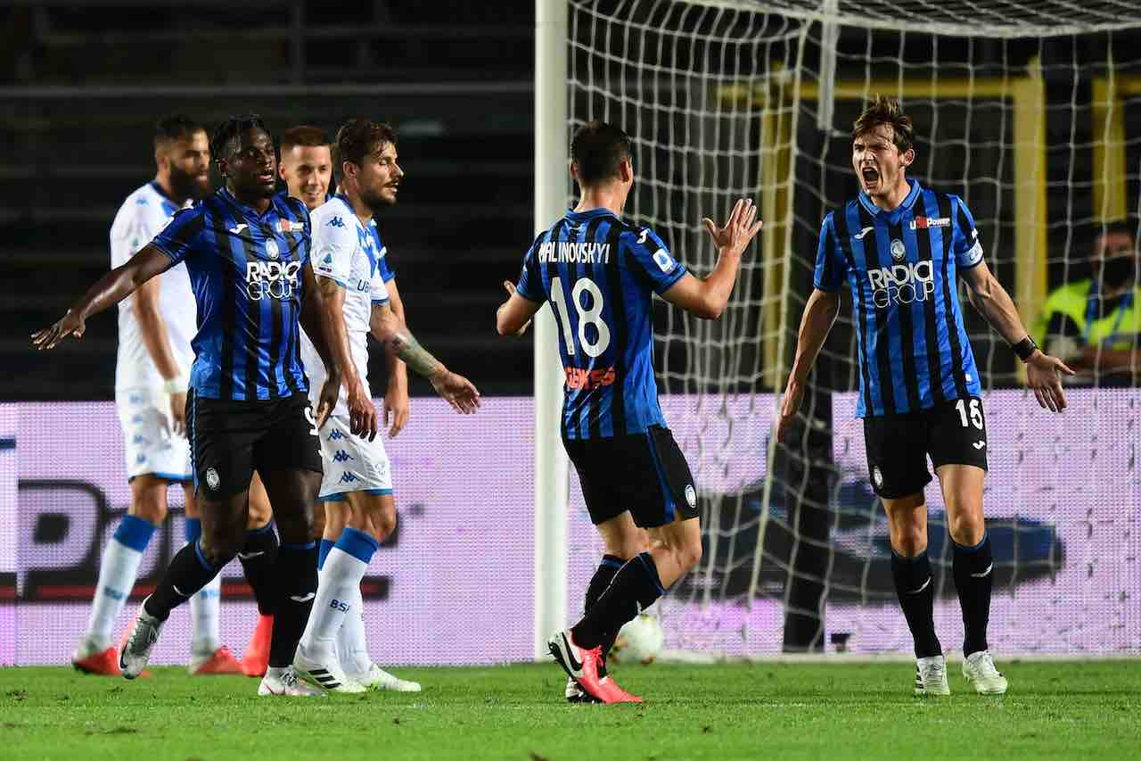 Pagelle e Highlights 33^ giornata: Atalanta Brescia 6 2, str