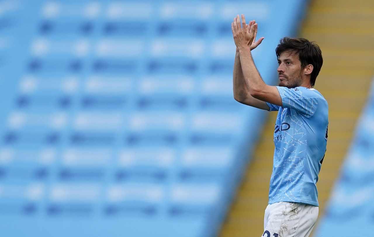 Calciomercato 7 agosto| Lazio, David Silva a un passo. Juve, affondo per Milik