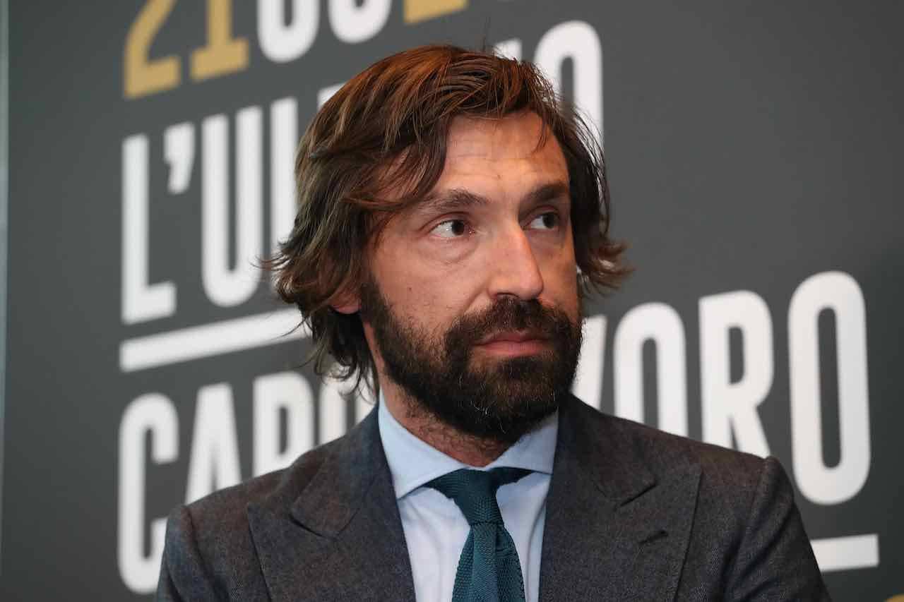 Juventus, UFFICIALE: Sarri esonerato, Pirlo nuovo allenatore. Firma fino al 2022