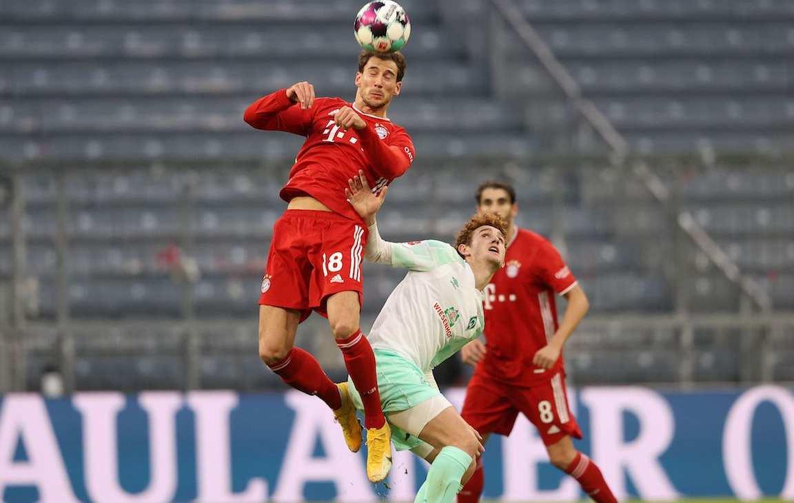 Bayern Monaco Werder Brema