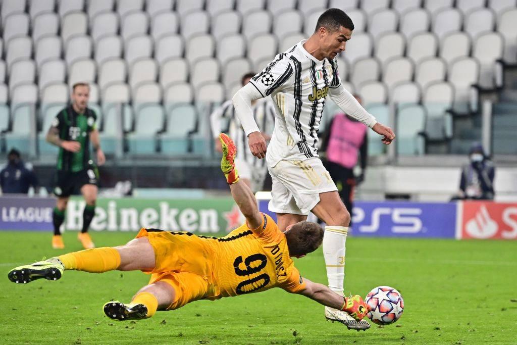 Pirlo Juventus Ronaldo