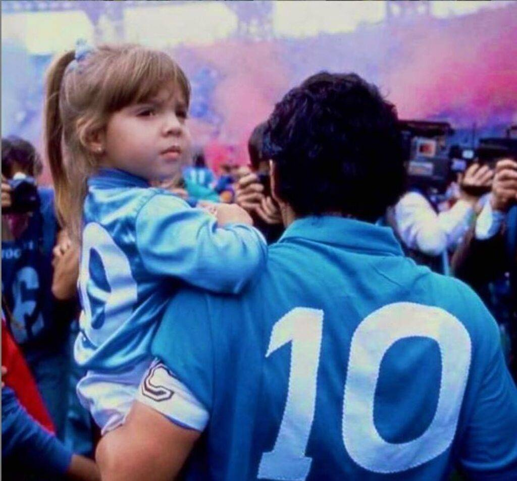 Maradona figlio