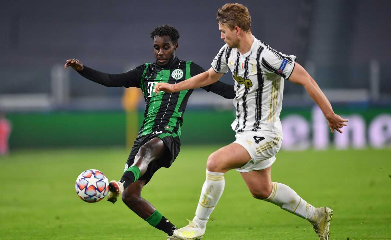 difesa Juventus