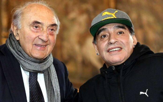 Ferlaino e Maradona