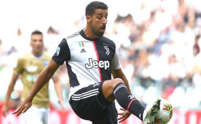 Khedira Juventus Premier League