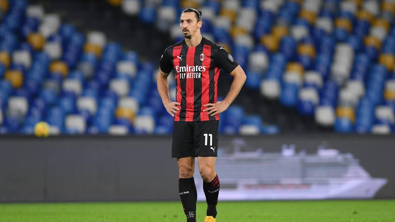 Milan Ibrahimovic Pioli