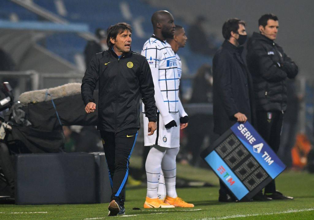 Sassuolo Inter Conte